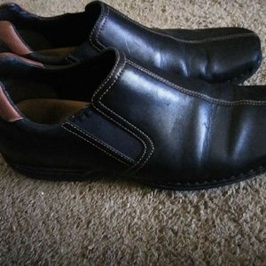 Other - Cole Haan Leather Slip On Loafers